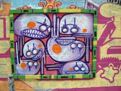 2.graffiti row