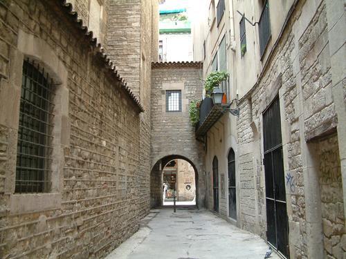 just a little barca street